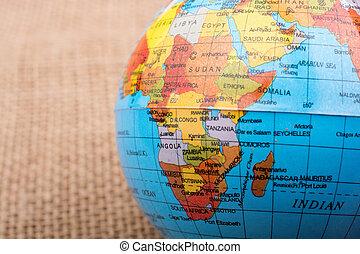 σφαίρα , αφρική , τμήμα