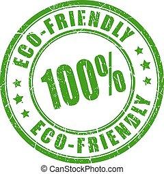 σφραγίδα εκτύπωσης , eco-friendly
