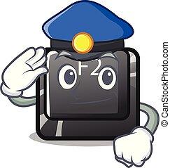 σχήμα , χαρακτήρας , f2 , αστυνομία , κουμπί