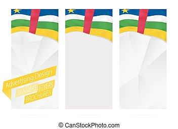 σχεδιάζω , από , σημαίες , αεροπόρος , μπροσούρα , με ,...