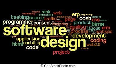 σχεδιάζω , γενική ιδέα , ετικέτα , σύνεφο , λογισμικό