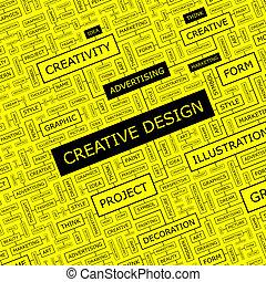 σχεδιάζω , δημιουργικός
