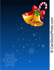 σχεδιάζω , διακοπές χριστουγέννων κουδούνι