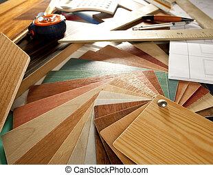 σχεδιαστής , ξυλουργόs , αρχιτέκτονας , χώρος εργασίας , ενδόμυχος διάταξη
