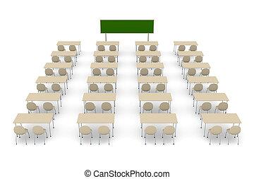σχολική αίθουσα , 2