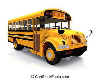 σχολικό λεοφωρείο