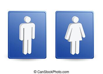 σύμβολο , άντραs , & , κυρίεs