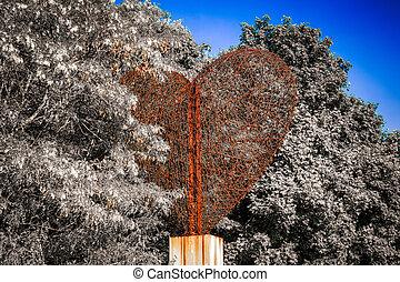 σύμβολο από αγάπη , - , καρδιά
