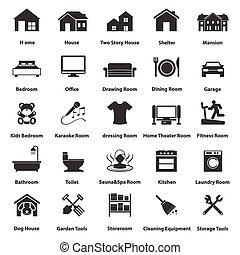 σύμβολο , δωμάτιο , σπίτι , εικόνα
