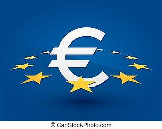 σύμβολο , περιβάλλω , αστέρας του κινηματογράφου , euro