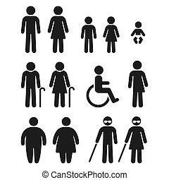 σύμβολο , τουαλέτα , ιατρικός , άνθρωποι