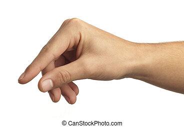 σύμβολο , χέρι