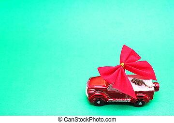 σύμφωνα , ποντίκι , κινέζα , μέταλλο , νέο έτος , παιχνίδι , κόκκινο , σύμβολο , calendar., μικρό , άμαξα αυτοκίνητο. , 2020
