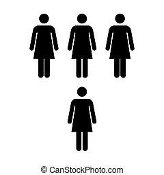 σύνολο , άνθρωποι , - , μικροβιοφορέας , ζεύγος ζώων , εικόνα , γυναίκεs