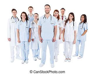σύνολο , ιατρικός αμετάβλητος , μεγάλος , διάφορος , προσωπικό