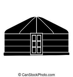 τέντα , εικόνα , yurt, κτίριο , μικροβιοφορέας , εικόνα , φορητός , ρυθμός , επίστρωση , κορνίζα , χρώμα , νομάδα , εικόνα , κατοικία , μαύρο , μογγολικός , διαμέρισμα , πόρτα
