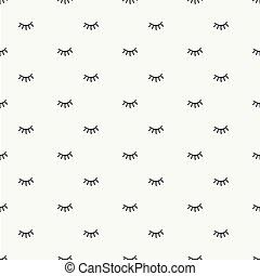 τέχνη , elements., αφαιρώ , κλείνω , style., μάτι , πρότυπο , pattern., seamless, ανέμελος , φόντο. , τσιγγάνος , μετοχή του draw , κάλυμμα , χέρι , εθνικός , print., illustration., paper., texture., μικροβιοφορέας , γράφω άσκοπα , eyes., φυλετικός