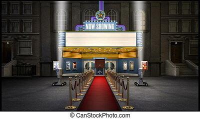 ταινία , στέγη εισόδου , hd , βίντεο