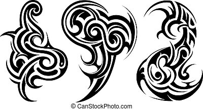 τατουάζ , ανήκων σε φυλή αριστοτεχνία