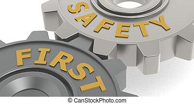 ταχύτητες , πρώτα , ασφάλεια , μέταλλο , λέξη