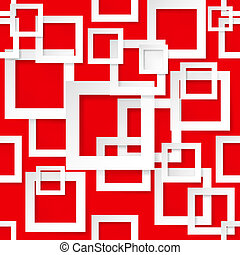 τετράγωνο , seamless, πλοκή