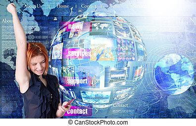 τεχνική ορολογία , newest, internet