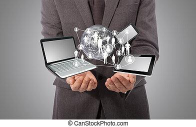 τεχνολογία , χέρι