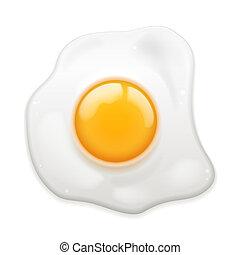 τηγανητό αυγό