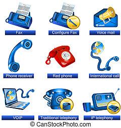 τηλέφωνο , απεικόνιση