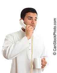 τηλέφωνο , επιχειρηματίας , καφέs