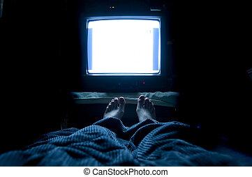 τηλεοπτικός αφιερώνομαι