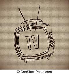 τηλεόραση , κλασικός