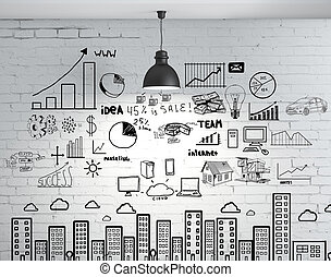 τοίχοs , γενική ιδέα , επιχείρηση