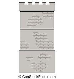 τοίχοs , κάστρο , εικόνα