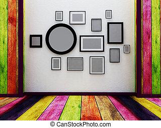 τοίχοs , πολοί , εικόνες
