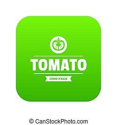τομάτα , gmo , πράσινο , ελεύθερος , εικόνα