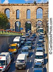 τουρκία , άμαξα αυτοκίνητο αγοραπωλησία , κωνσταντινούπολη
