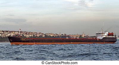 τουρκία , φορτίο , πορθμός , κωνσταντινούπολη , bosphorus , logistic , θάλασσα , διεθνής , πλοίο , δεξαμενόπλοιο , αγωγός