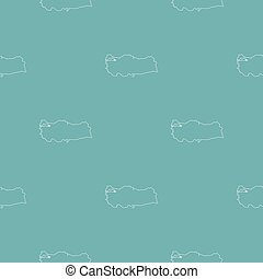 τουρκία , χάρτηs , πρότυπο , seamless, μπλε