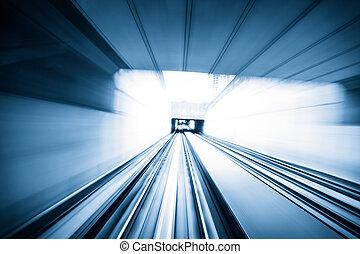 τούνελ , αφαιρώ , τρένο , συγκινητικός