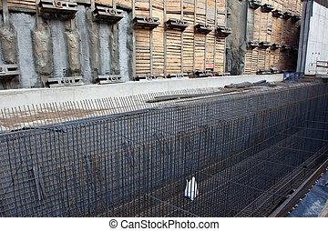 τούνελ , δομή