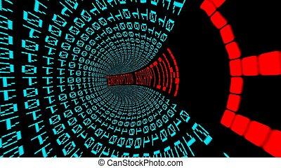 τούνελ , encryption , καλούπι