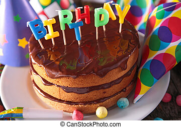 τούρτα γενεθλίων