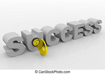 το κλειδί της επιτυχίας