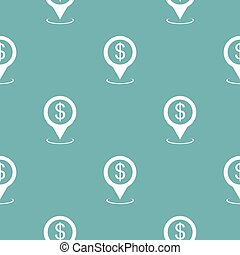 τράπεζα , χάρτηs , δείκτης , πρότυπο , seamless, μπλε