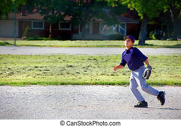 τρέξιμο , μπάλα