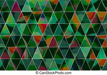 τρίγωνο , & , drawing., αφαιρώ , καμβάς , καλύπτω , πρότυπο , φόντο. , βγάζω , διευκρίνιση