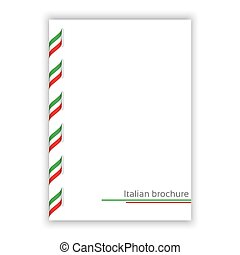 τρίχρωμη σημαία, η γαλλική , εικόνα , μικροβιοφορέας , φυλλάδιο , αγαθός κορδέλα , ιταλίδα