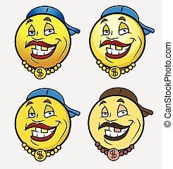 τραγουδιστής , μικροβιοφορέας , εκστομίζω , smiley , emoji