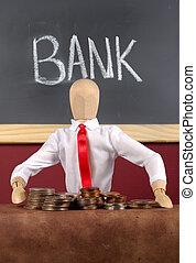 τραπεζιτικές εργασίες